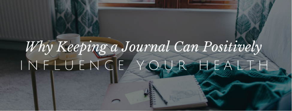 Journaling Can Positively Influence Health